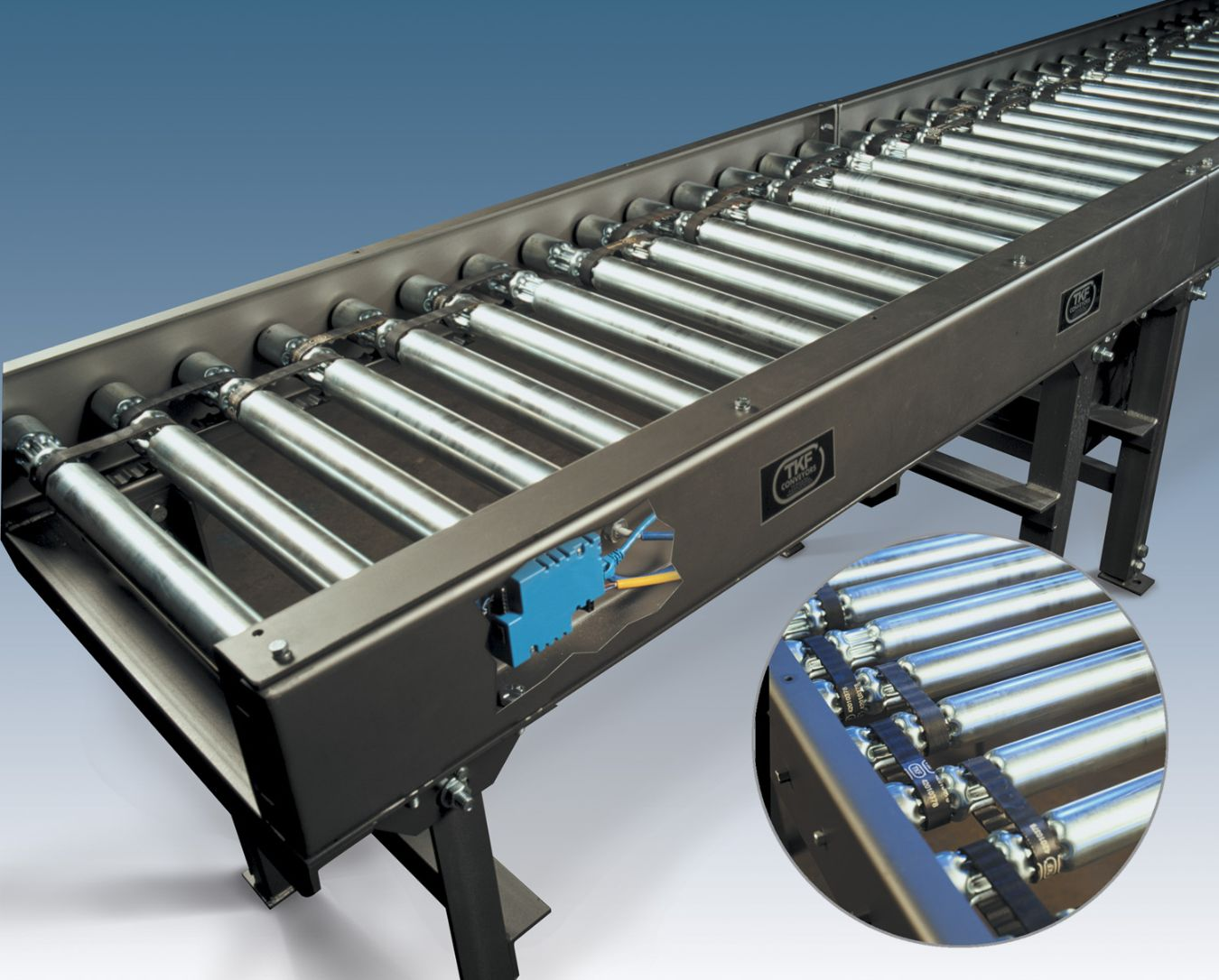 business profile torquo conveyor systems essay These companies offer a comprehensive range of conveyor systems, as well   click on company profile for additional company and contact information  gears , idlers, torque limiters, adjustable speed drives, electronic controls, encoders,.